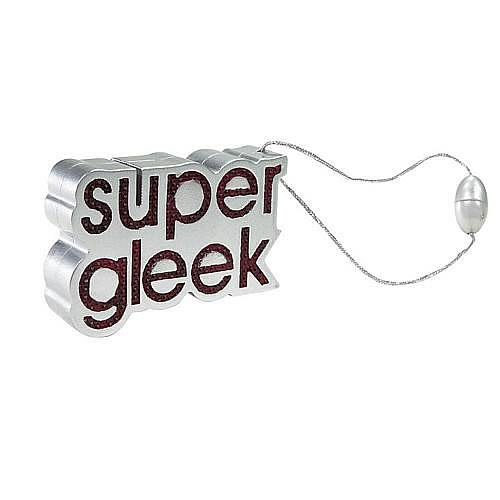 Glee Super Gleek Charm
