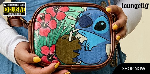 Lilo Stitch Bag Exclsuive Loungefly