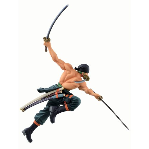 One Piece Zoro Great Banquet Ichiban Statue