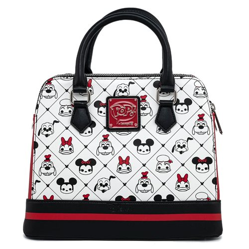 Disney Sensational 6 Pop! by Loungefly Crossbody Purse