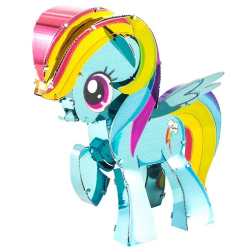 My Little Pony Metal Earth Rainbow Dash Model Kit