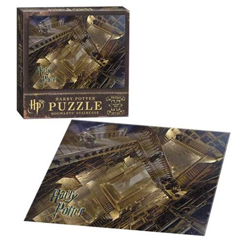 Harry Potter Hogwarts Staircase 550-Piece Puzzle
