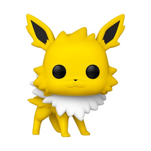 Pokemon Jolteon Pop! Vinyl Figure