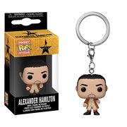 Hamilton Alexander Hamilton Pocket Pop! Key Chain