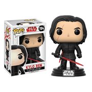 Star Wars: The Last Jedi Kylo Ren Pop! Vinyl Bobble Head #194