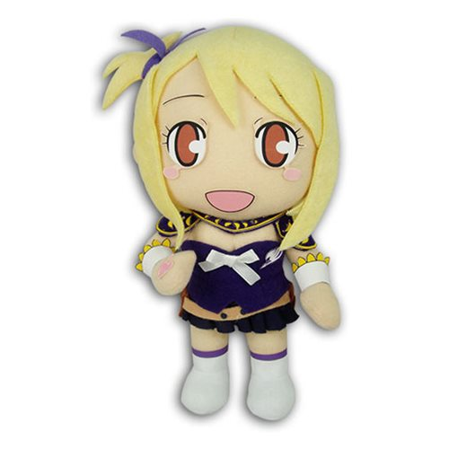 Fairy Tail Lucy S6 Clothes 8-Inch Plush