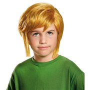 Legend of Zelda Link Child Wig Rolpelay Accessory