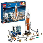 LEGO 60228 City Deep Space Rocket and Launch Control