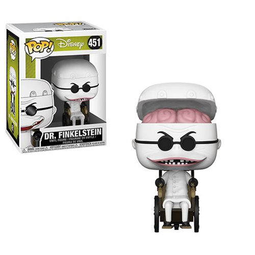 Nightmare Before Christmas Dr. Finkelstein Pop! Vinyl Figure #451