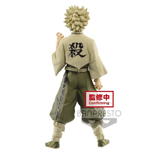 Demon Slayer: Kimetsu no Yaiba Sanemi Shinazugawa Statue