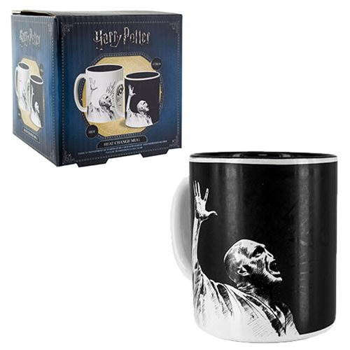 Harry Potter Voldemort Heat Change Mug