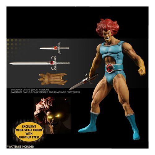 ThunderCats Lion-O Mega Scale Variant Action Figure - 2017 Summer Exclusive
