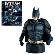 Batman Universe Batman: The Dark Knight Batman Bust with Collector Magazine #13