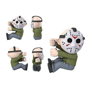 Friday the 13th Jason Voorhees Full-Size Scaler 3 1/2-Inch Mini-Figure