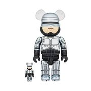 RoboCop 100% and 400% Bearbrick Figure 2-Pack
