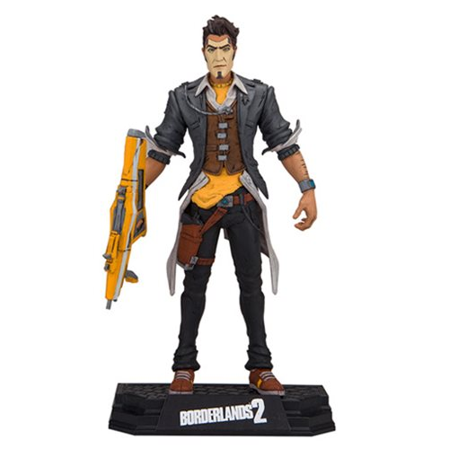 Borderlands 2 Handsome Jack 7-Inch Action Figure