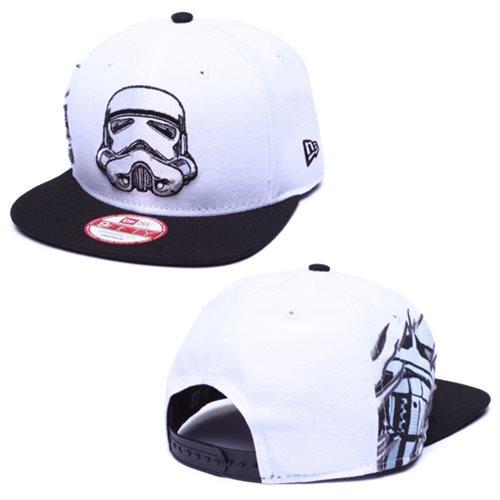 ea19dec50e6 Star Wars Stormtrooper Hero Sider 950 Snap Back Cap ...