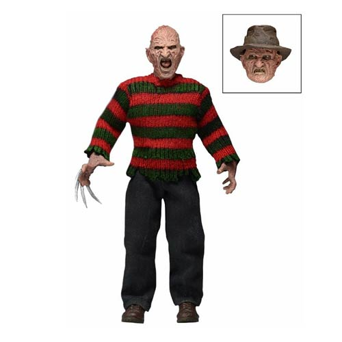 Nightmare on Elm Street Part 2 Freddy's Revenge Freddy Krueger Clothed Action Figure