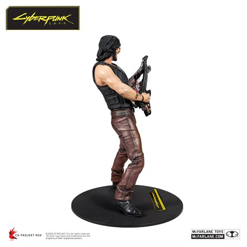 Cyberpunk 2077 Johnny 12-Inch Action Figure
