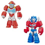 Transformers Mega Mighties 12-Inch Action Figures Wave 3 Set