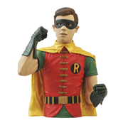 Batman 1966 TV Series Robin Bust Bank
