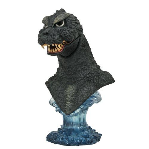 Godzilla Legends in 3D 1964 Godzilla Bust