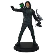 DC Legends of Tomorrow Star City 2046 Arrow Deluxe Statue