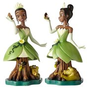 Princess and the Frog Tiana Louis and Ray Grand Jester Mini-Bust