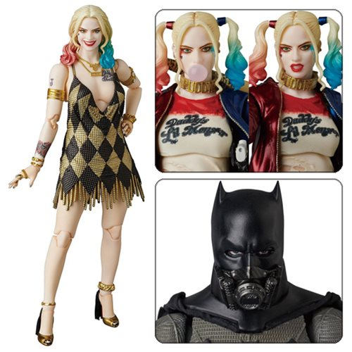 Suicide Squad Harley Quinn Dress Version MAF EX Action Figure