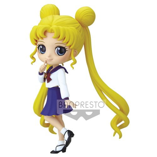 Pretty Guardian Sailor Moon Eternal the Movie Usugi Tsukino Ver. A Q Posket Statue
