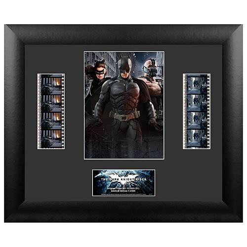 Batman Dark Knight Rises Series 1 Double Film Cell