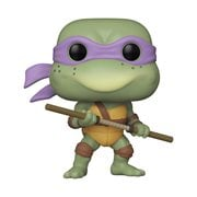 Teenage Mutant Ninja Turtles Donatello Pop! Figure, Not Mint