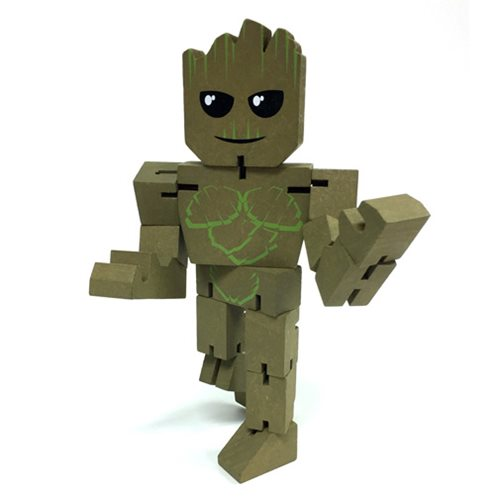 Guardians of the Galaxy Groot Wood Warriors Action Figure