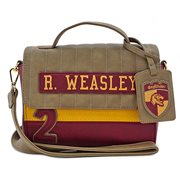 Harry Potter Gryffindor R. Weasley Crossbody Purse