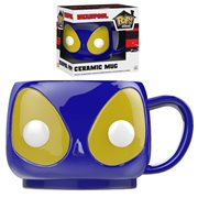 Deadpool Evil Blue Suit Pop! Home 12 oz. Mug