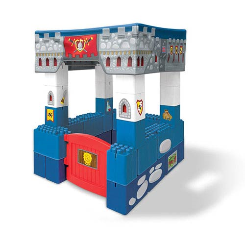 Mega Bloks My Knight's Castle Playset