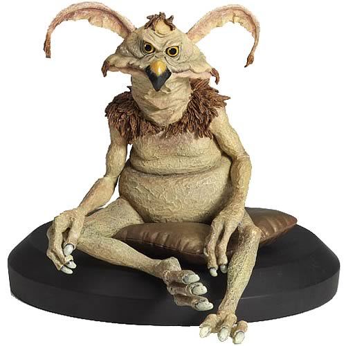 Star Wars Salacious Crumb Cold Cast Statue Sculpture