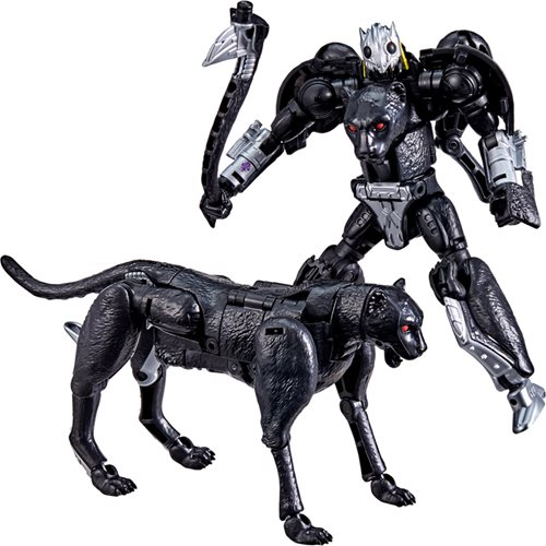Transformers War for Cybertron Kingdom Deluxe Shadow Panther