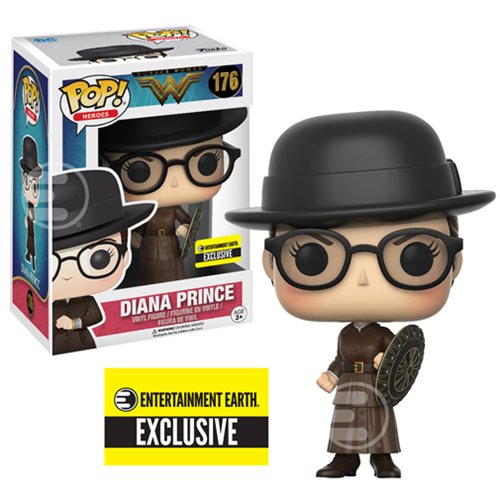 Wonder Woman Movie Diana Prince Pop! Vinyl Figure - Entertainment Earth Exclusive