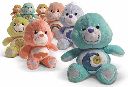 36284e3e11b Care Bears Beanie Asst. - Entertainment Earth