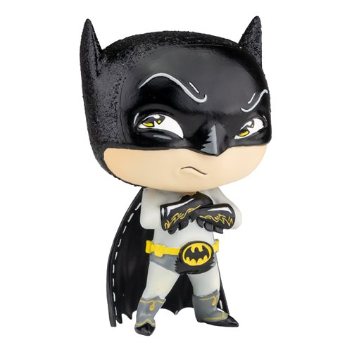 DC Comics The World of Miss Mindy Black Batman Statue - Entertainment Earth Exclusive