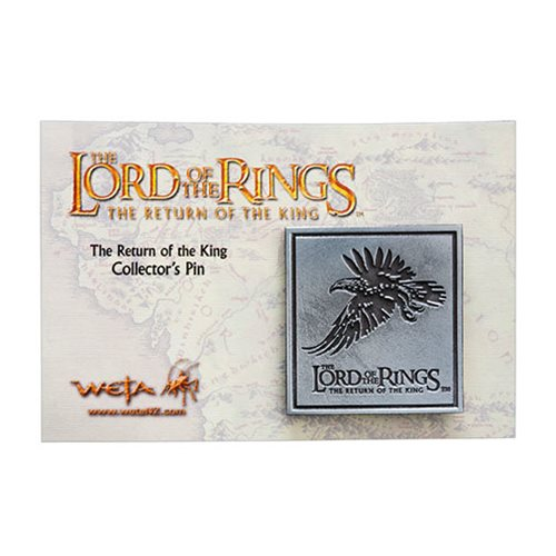 The Lord of the Rings Return of the King Collectable Pin