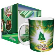 Wizard of Oz Emerald City 11 oz. Mug