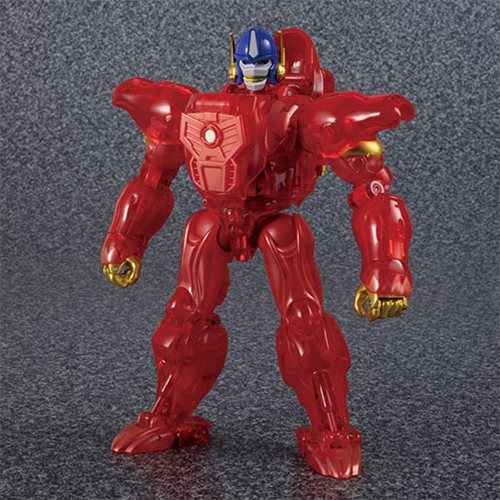 Transformers Masterpiece Edition MP-38+ Beast Wars Burning Convoy