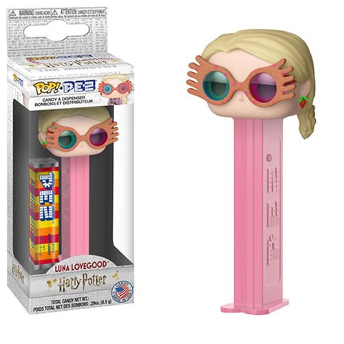 Harry Potter Luna Lovegood Pop! Pez