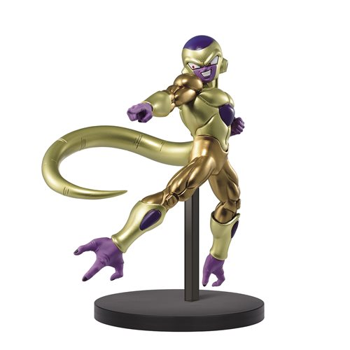 Dragon Ball Super Chosenshi Retsuden II Vol.3 Golden Frieza Statue