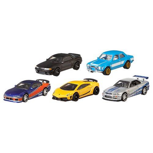Hot Wheels Fast Furious Premium Imports 2019 Wv 1 Case