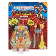Masters of the Universe Origins Battle Armor He-Man Action Figure