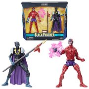Black Panther Marvel Legends Shuri and Klaw 6-Inch Action Figures - Toys R Us Exclusive