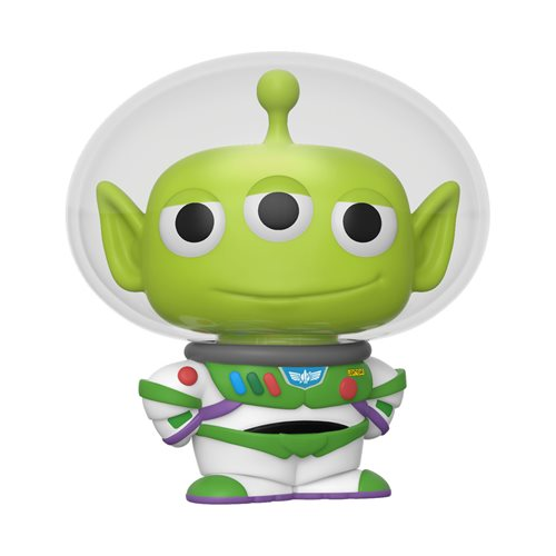 Pixar 25th Anniversary Alien Remix Buzz Pop! Vinyl Figure
